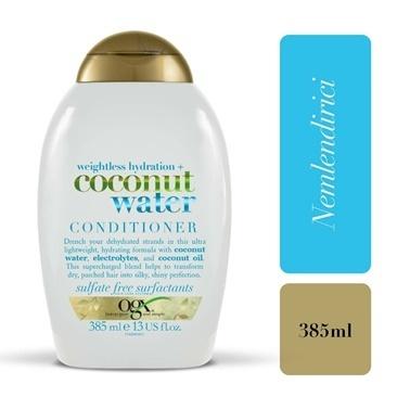 Coconut Water Nemlendirici Bakim Kremi 385 Ml-Organix